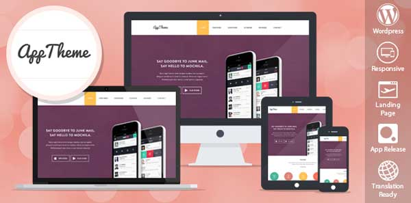 AppTheme Review| MyThemeShop WordPress Theme for App Site