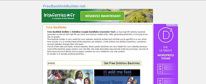 Free-Backlink-Builder