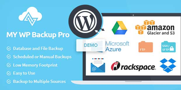 My WP Backup - Best WordPress Backup Plugins