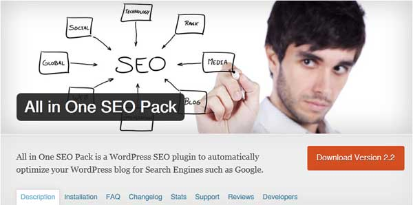 All in One SEO Pack Plugin