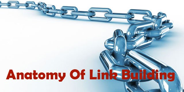 The Anatomy of Link Building Explained
