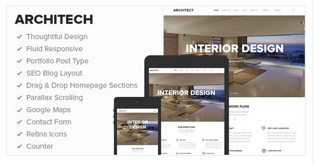 Architech Theme