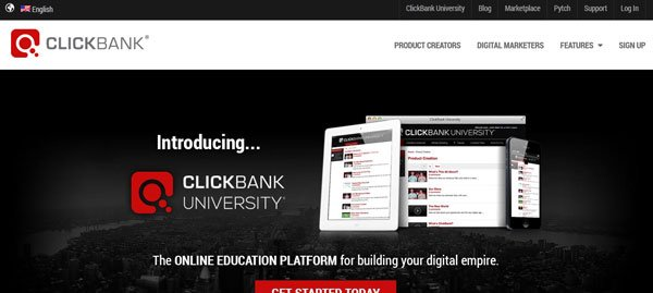 ClickBank Affiliate Network