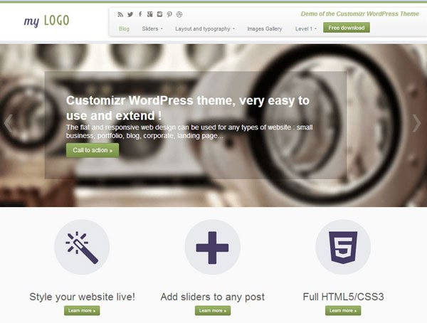 customizr-free-responsive-theme