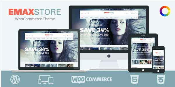 eMaxStore MyThemeShop Theme Review