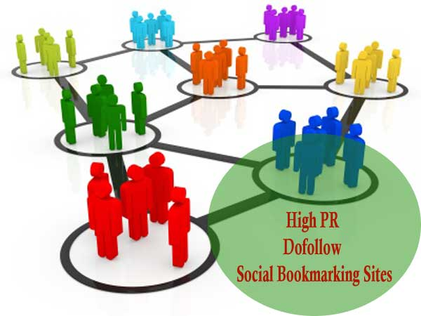 Top 100 High Page Rank Social Bookmarking Sites List