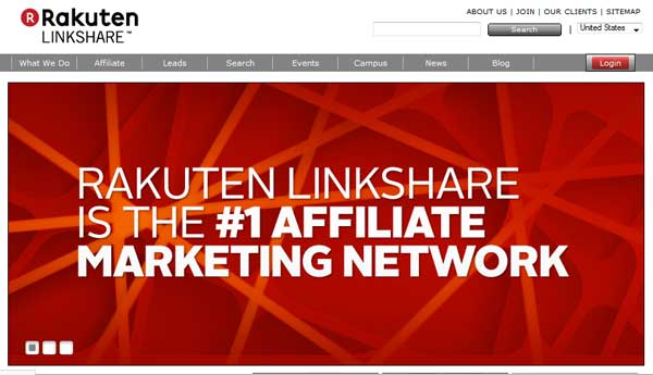 Link Share Affiliate Marketing Network