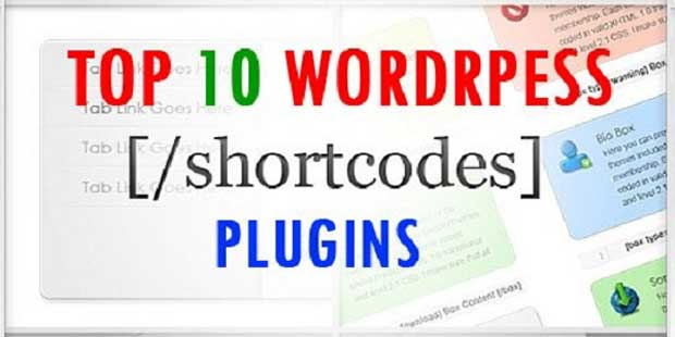 Most Downloaded and Useful WordPress Shortcode Plugins