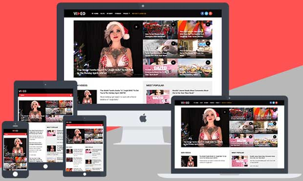 video-theme-with-responsive-layout