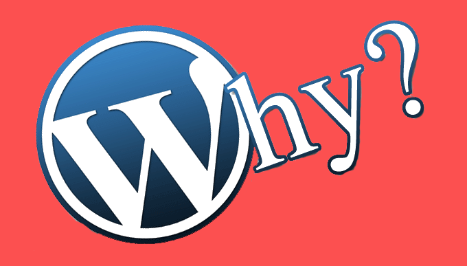 Why-to-use-wordpress