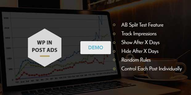 WP In Post Ads - Best WordPress Plugins for AdSense
